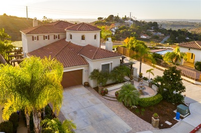 San Marcos Single Family Home For Sale: 1717 Playa Vista