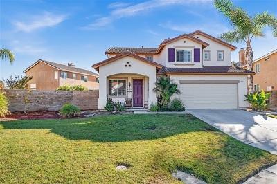 Murrieta CA Single Family Home For Sale: $419,900