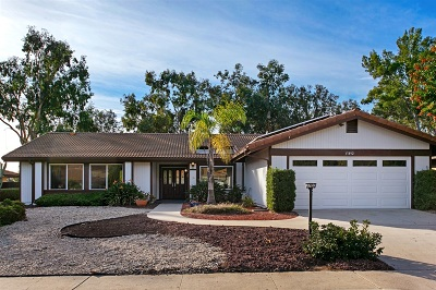 Rancho Bernardo, San Diego Single Family Home For Sale: 17892 Corte Emparrado