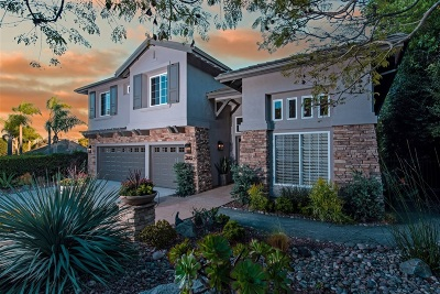 Single Family Home For Sale: 2445 Ridgegate Row
