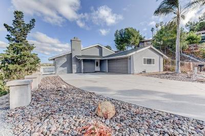 Bonita Single Family Home Contingent: 1115 Calle Mesita