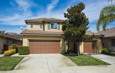 San Marcos Single Family Home For Sale: 516 Peach Way