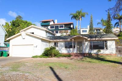 Carlsbad Single Family Home For Sale: 3864 Westhaven Dr