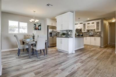 Santee Single Family Home For Sale: 9312 E Heaney Cir