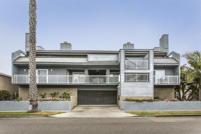 Oceanside Attached For Sale: 910 S Pacific #1