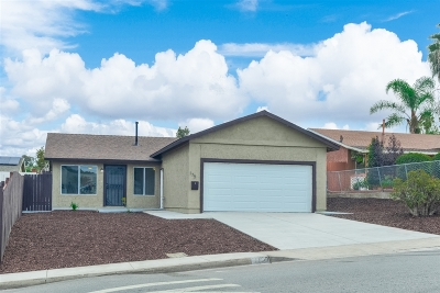 San Diego Single Family Home For Sale: 175 65th Street