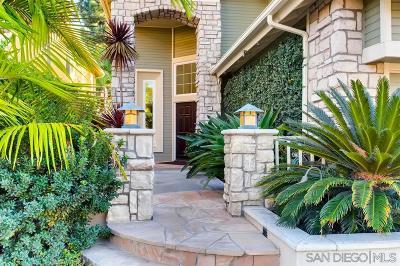 Single Family Home For Sale: 5065 Caminito Exquisito