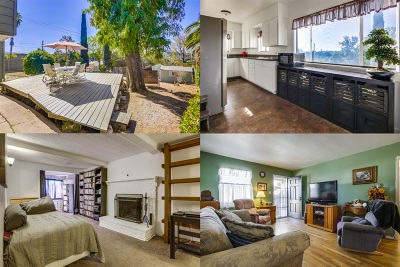 San Diego Single Family Home For Sale: 6283 Lorca Dr