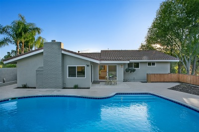 Escondido Single Family Home For Sale: 1238 W Via Rancho Pkwy