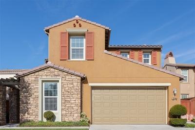 Oceanside Single Family Home For Sale: 1168 Breakaway Dr.