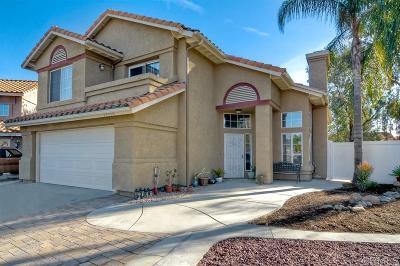 Murrieta Single Family Home For Sale: 39330 Calle San Clemente