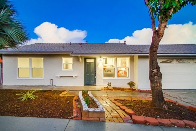 Oceanside Single Family Home For Sale: 420 Fowles St