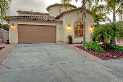 San Marcos Single Family Home Sold: 1713 Cuadro Vista