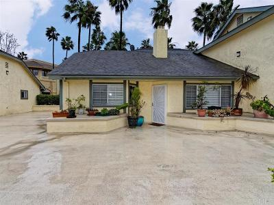 Carlsbad Attached For Sale: 1064 Laguna Drive #19