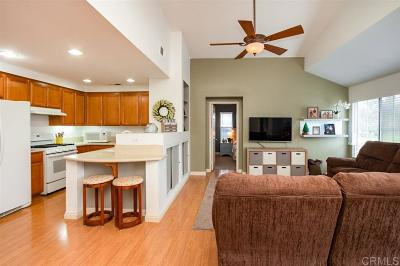 Chula Vista Townhouse For Sale: 1285 Aguirre Dr