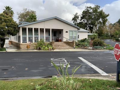 Carlsbad Mobile/Manufactured For Sale: 5382 Don Ricardo Dr.