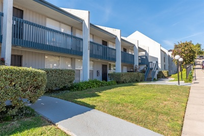 Attached For Sale: 1124 Eureka Street #24