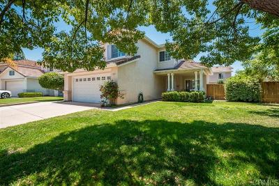 Santee Single Family Home For Sale: 107 Silvercreek Dr