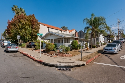 San Diego Multi Family 2-4 For Sale: 3701-3705 Alabama