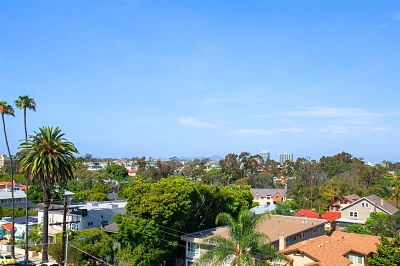San Diego Attached For Sale: 3640 7th Avenue #H