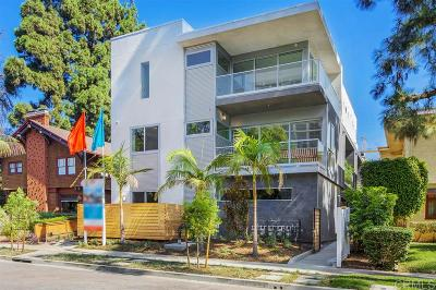 San Diego Attached Pending: 3537 3rd Ave. #D