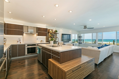 Solana Beach Attached For Sale: 753 Beachfront Dr #A