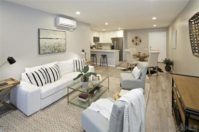 Pacific Beach, Pacific Beach Sail Bay, Pacific Beach, North Pacific Beach, Pacific Beach/Crown Point Attached For Sale: 1801 Diamond St #3-108