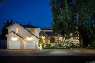 Encinitas Single Family Home For Sale: 2359 5th Street