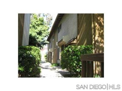San Diego Townhouse For Sale: 3623 Lemona Avenue #D