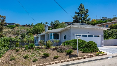La Mesa Multi Family 2-4 For Sale: 7990 Cinnabar Drive