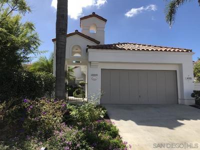 Oceanside Single Family Home For Sale: 4115 Andros Way