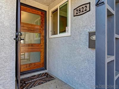 San Diego Single Family Home For Sale: 2822 Kobe Dr.