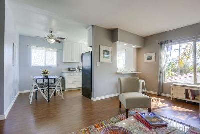 San Diego Attached For Sale: 4631 Mississippi St #9