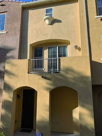 Otay Ranch Townhouse For Sale: 1883 Aquamarine #3