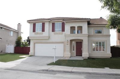 Rancho Del Rey Single Family Home For Sale: 854 Camino Del Sol
