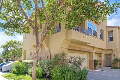 San Elijo Hills Townhouse For Sale: 1175 Caprise Drive