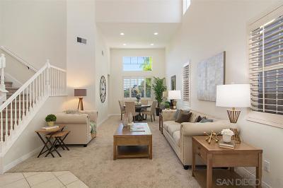 Chula Vista Single Family Home For Sale: 1206 Morgan Hill Drive