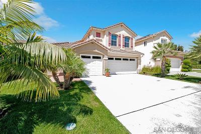 Carlsbad Single Family Home For Sale: 6861 Camino De Amigos