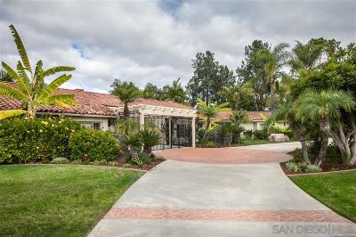 Single Family Home Pending: 7016 Via Guadalupe