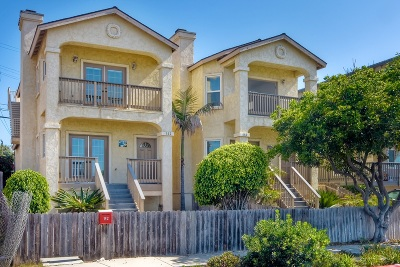 Multi Family 2-4 For Sale: 142 - 144 Imperial Beach Blvd