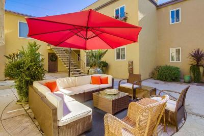 San Diego Attached For Sale: 4737 34th Street #19