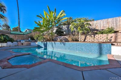 Oceanside Single Family Home For Sale: 4154 Alana Cir.