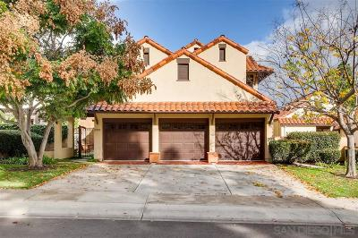 Rancho Bernardo, San Diego Single Family Home For Sale: 12022 Fairhope Rd