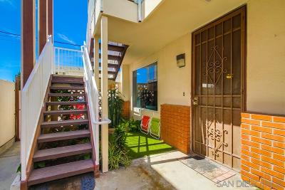 San Diego Attached For Sale: 4076 Illinois St #3