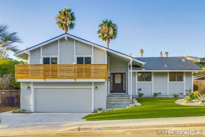 San Diego Single Family Home For Sale: 3760 Sioux Ave