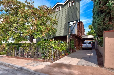 Mission Hills Single Family Home For Sale: 2282 Juan St