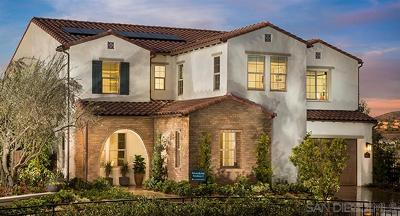 Escondido Single Family Home For Sale: 21462 Trail Ridge Drive