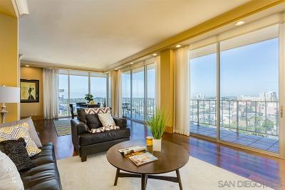 San Diego Attached For Sale: 3635 7th Avenue #15H