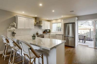 Solana Beach Townhouse For Sale: E Solana Cir