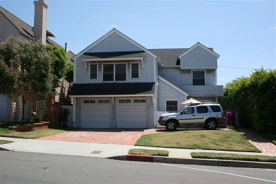 Attached For Sale: 7625 Draper Ave #B